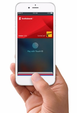 apple pay scotiabank