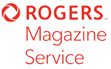 an image of the Rogers Magazine Service logo