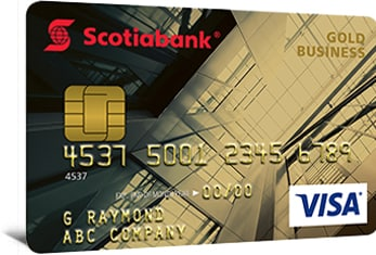 Visa business card program small and mid sized business scotiabank scotiagold passport for business visa card reheart Images