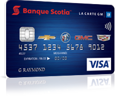 GM Visa Card Image