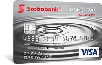 Scotiabank visa business card program best business cards for Visa small business credit card