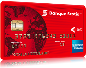 Scotiabank American Express Travel Card