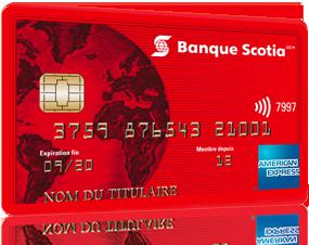 Carte American Express Banque.Carte American Express De La Banque Scotia Banque Scotia