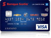 Scotiabank GM VISA Card