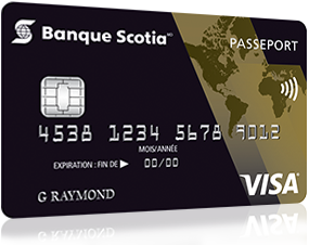 ScotiaGold Passport Rewards Credit Card
