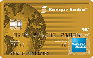 Scotiabank American Express card image