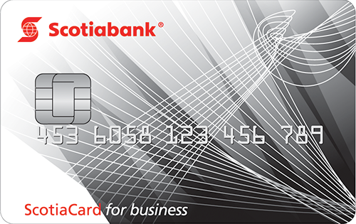 ScotiaCard for business image