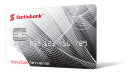 how to open an account on a scotiabank debit card