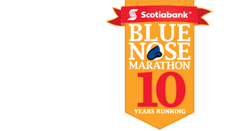 Scotiabank Blue Nose Marathon Logo