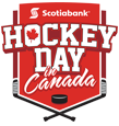 Scotiabank Hockey Day Logo