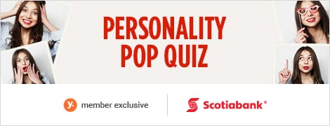 Enter the Personality Pop Quiz