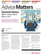 Advice Matters –