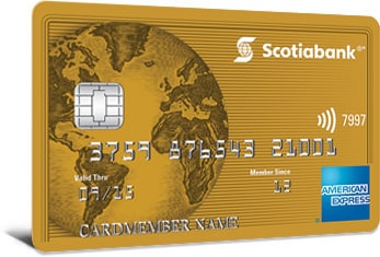 Scotiabank Gold American Express Rewards Card