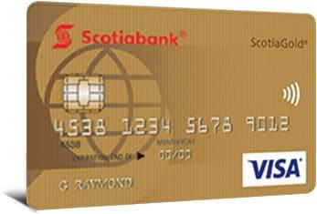 No fee scotiagold visa credit card scotiabank scotia momentum visa card image sciox Gallery