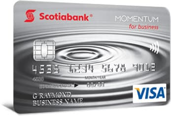 Scotia Momentum VISA Card for business Image