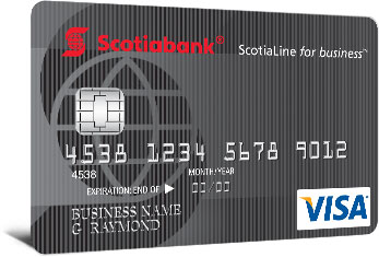 ScotiaGold Passport for Business VISA Card