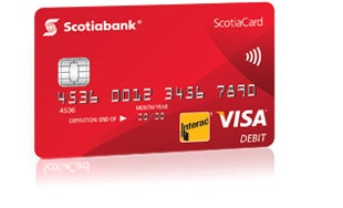 ScotiaCard Debit Card