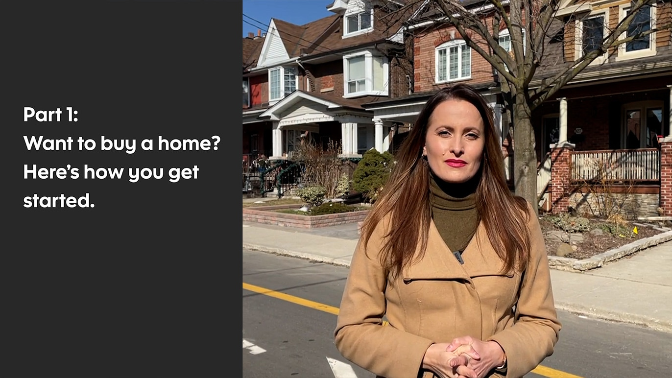 Watch video on Advice+ host Natalie Nanowski's walk-through of the key steps in our 4-part home-buying video series