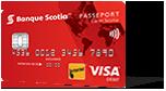 L'earn<sup>™</sup> VISA* card image