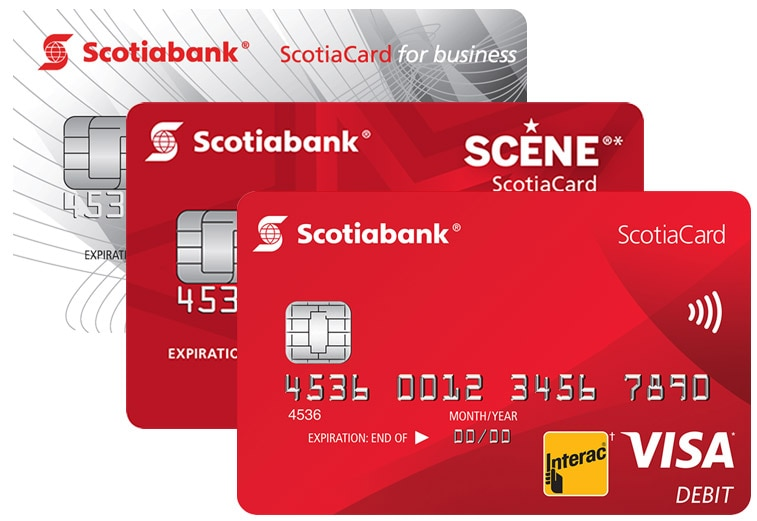 Scotiacard Banner