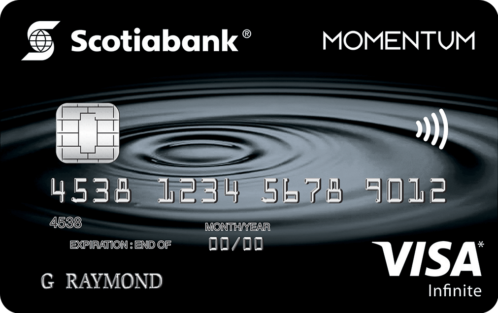 Scotia Momentum Visa Infinite Card | Scotiabank Canada|Best Grocery Credit Cards