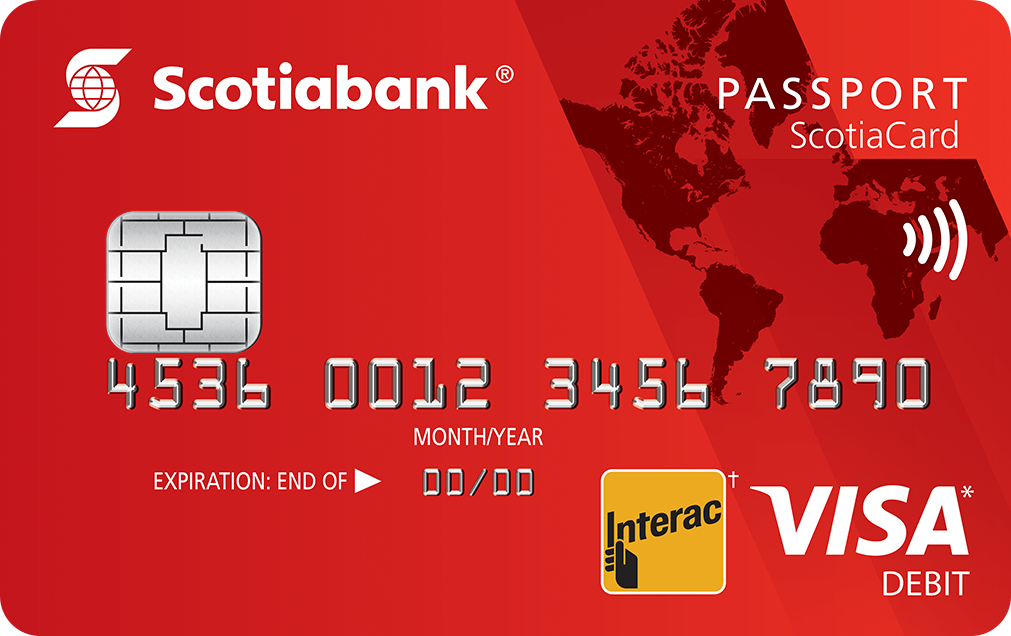 Passport Visa Card