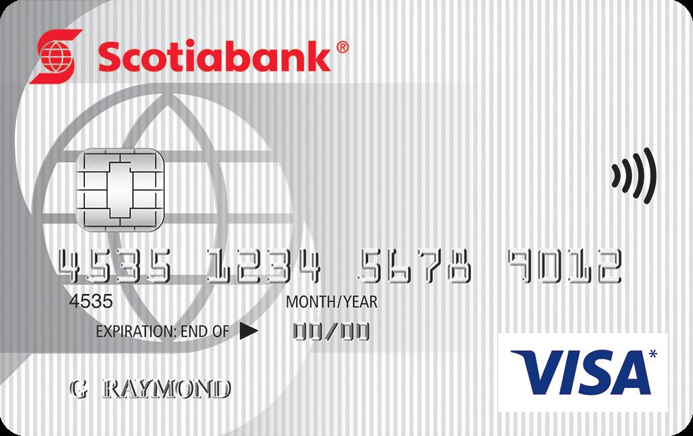 No Fee Scotiabank Value Visa Credit Card