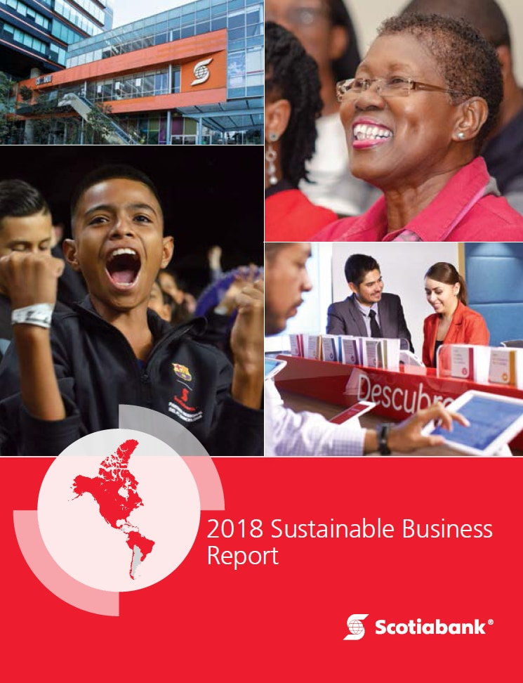 2018 Sustainable Business Report