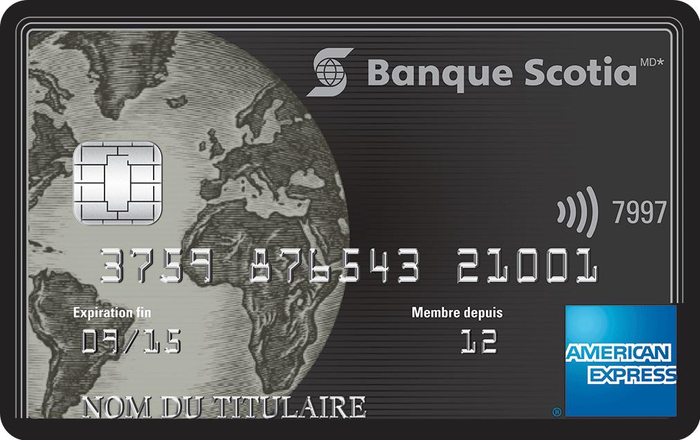 Carte American Express Retrait.Carte American Express Platine De La Banque Scotia