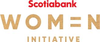 Scotiabank Women Initiative Logo