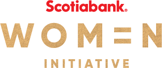L'initiative Femmes de la Banque Scotia logo