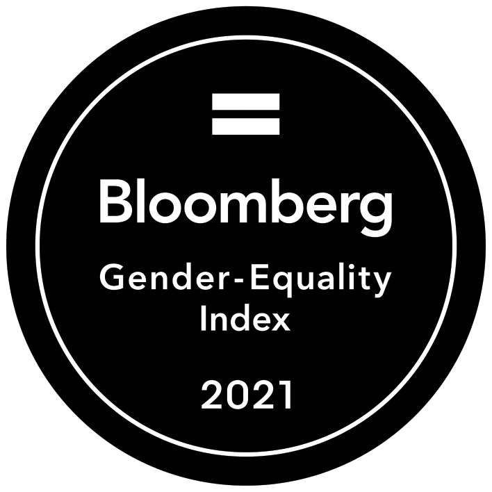 Bloomberg Gender-Equity Index 2021