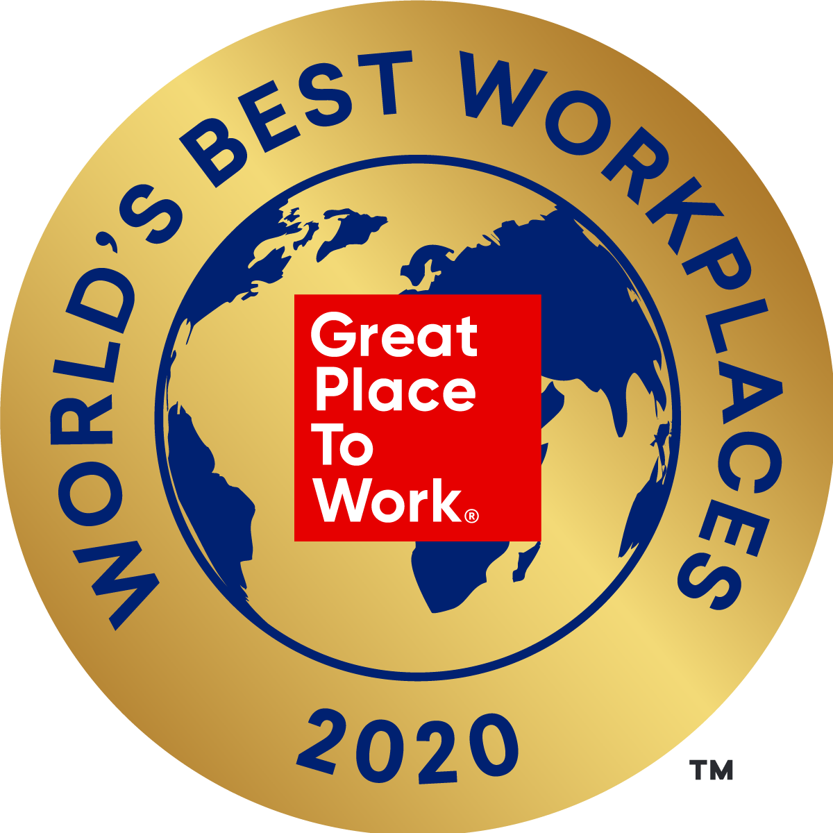 World's Best Workplaces 2020 great place to work