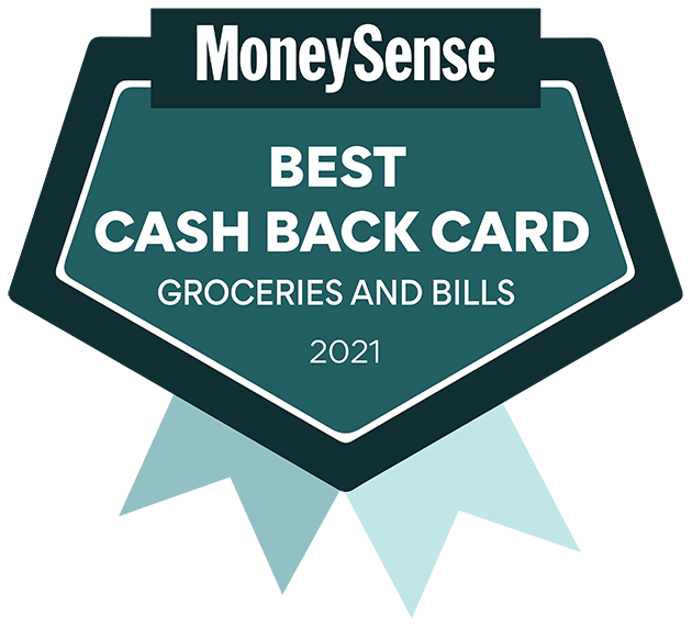 Winner of the 2021 CreditcardGenius Best Cash Back Credit Card.