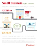 Small Business by the Numbers
