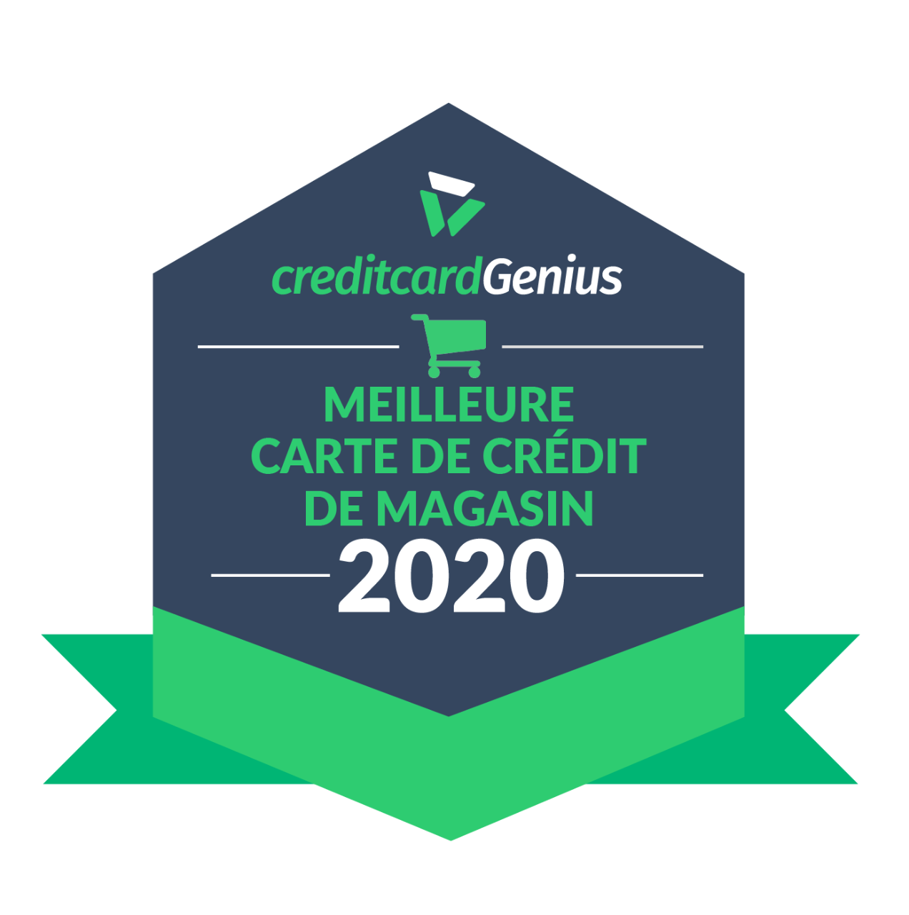 People's Choice Credit Card 2020 Award by CreditCardGenius