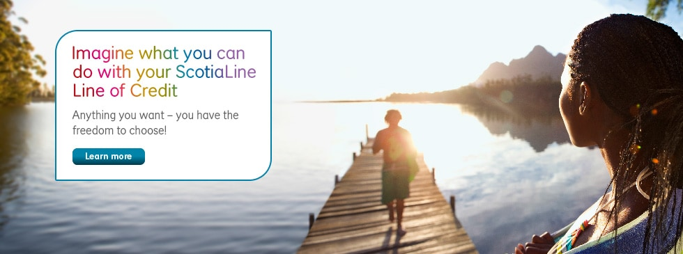 ScotiaLine Line of Credit