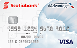 Scotiabank AAdvantage Card
