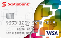 Scotiabank Visa Card
