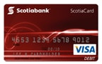 Image of Visa Debit Card
