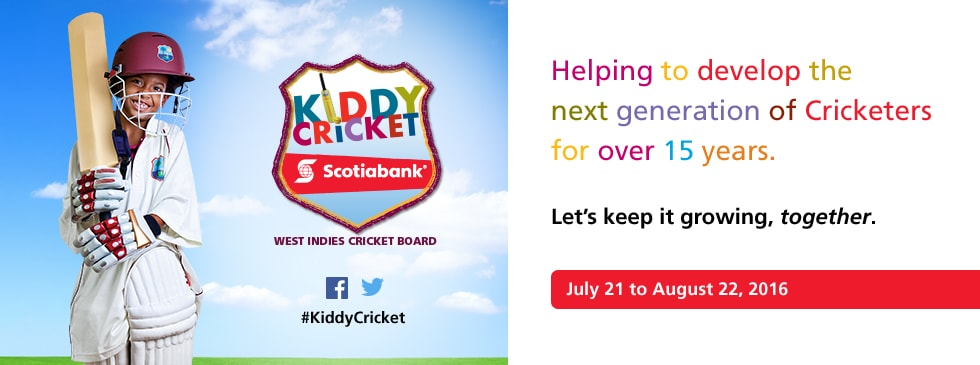 Scotia Kiddy Cricket