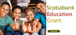 Scotiabank Education Grant