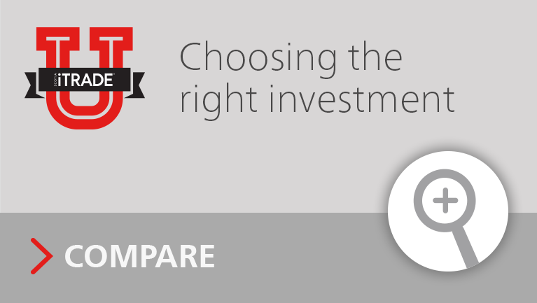 Choosing the right investment