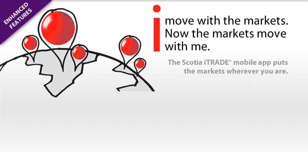 I move with the markets. Now the Markets move with me.