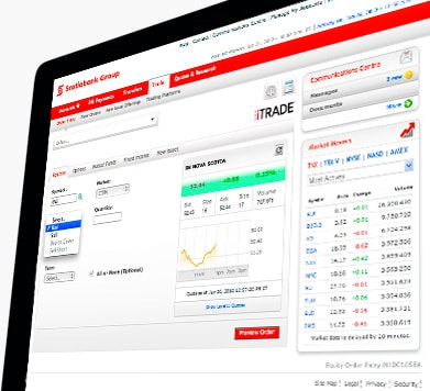 Scotia iTRADE's Online Trading Platform in Canada