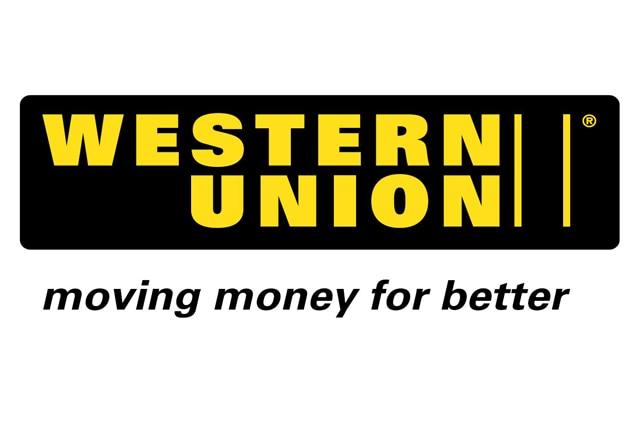 Western union forex card
