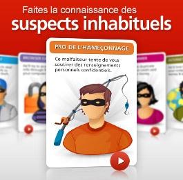 Faites la connaissance des suspects inhabituels - Ouvrir la superposition